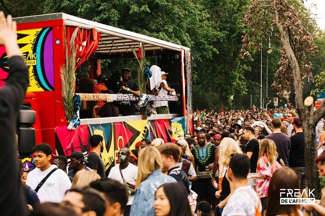Our Generation Afrobeats Berlin Carnival