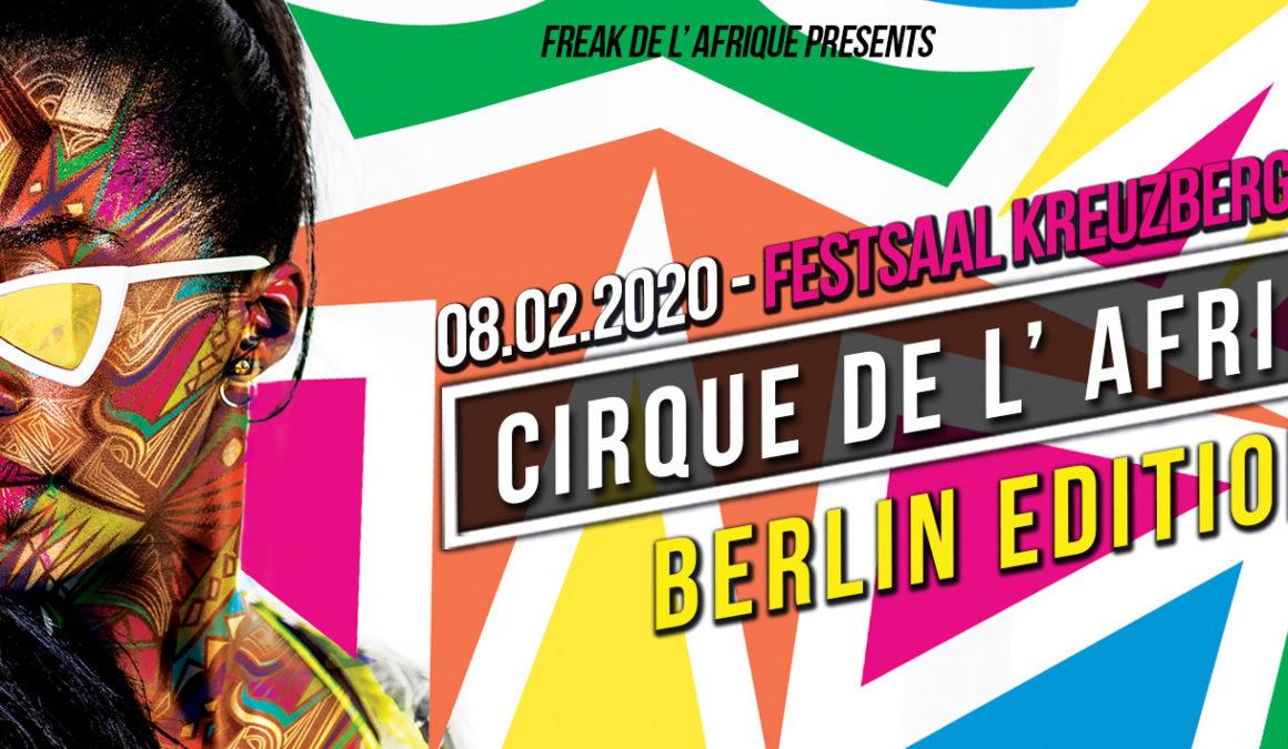 Cirque de l'Afrique Berlin
